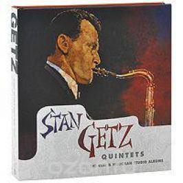 Стэн Гетц,Дюк Джордан,Джимми Роулз,Боб Брукмэйер,Джон Уильямс,Макс Роуч,Джимми Рени Stan Getz Quintets: The Clef & Norgran Studio Albums