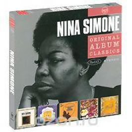 Нина Симон Nina Simone. Original Album Classics (5 CD)