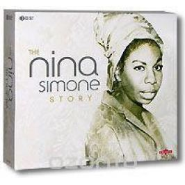 Нина Симон Nina Simone. The Nina Simone Story (3 CD)