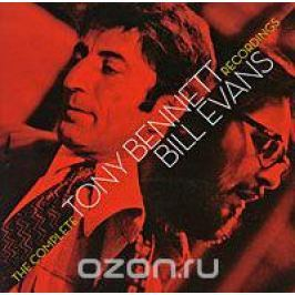 Тони Беннетт,Билл Эванс Tony Bennett, Bill Evans. The Complete Recordings (2 CD)