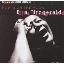 Элла Фитцжеральд Ella Fitzgerald. How High The Moon