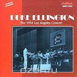 Дюк Эллингтон Duke Ellington. The 1954 Los Angeles Concert