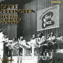 Дюк Эллингтон Duke Ellington. The 1953 Pasadena Concert