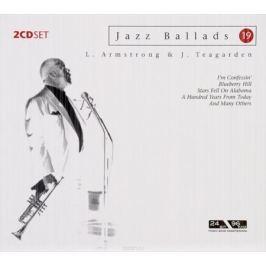 Louis Armstrong & J. Teagarden. Jazz Ballads 19 (2 CD)