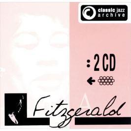 Элла Фитцжеральд Ella Fitzgerald. Classic Jazz Archive (2 CD)