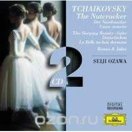 Сейджи Озава,Boston Symphony Orchestra Peter Tchaikovsky. The Nutcracker. Seiji Ozawa
