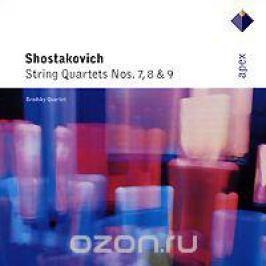 Brodsky Quartet Brodsky Quartet. Shostakovich. String Quartets Nos. 7, 8 & 9