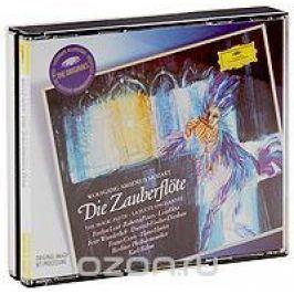 Карл Бем,Фритц Вундерлих,Дитрих Фишер-Дискау,Ханс Хоттер,Франц Красс,Роберта Питерс,Эвелин Лиа,Лиза Отто Karl Bohm. Mozart. Die Zauberflote (2 CD)