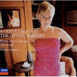 Барбара Бонни Barbara Bonney. The Other Mozart Зарубежные композиторы