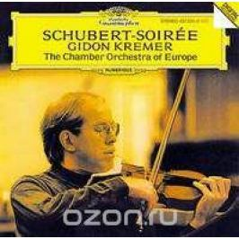 The Chamber Orchestra Of Europe,Гидон Кремер Franz Schubert. Polonaise. Rondo. 5 Minuets. Gidon Kremer