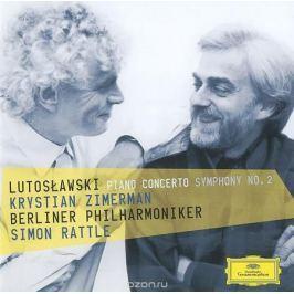 Кристиан Цимерман,Berliner Philharmoniker,Саймон Рэттл Krystian Zimerman. Lutoslawski. Piano Concerto Symphony No. 2