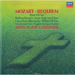 Джон Элиот Гардинер,The English Baroque Soloists John Eliot Gardiner. Mozart. Requiem / Kyrie KV 341
