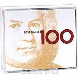 Кэтрин Патриазц,Филипп Херревег,Taverner Choir,Криспиан Стил-Перкинс,Филип Лейджер,Джонатан Рис,Густав Леонхардт Best Bach 100 (6 CD)