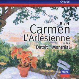 Orchestre Symphonique de Montreal; Dutoit, Charles - Bizet: Carmen Suites 1 & 2; L'Arlesienne Suites 1