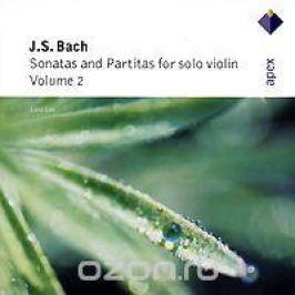 Lara Lev. Bach. Sonatas And Partitas For Solo Violin. Vol. 2