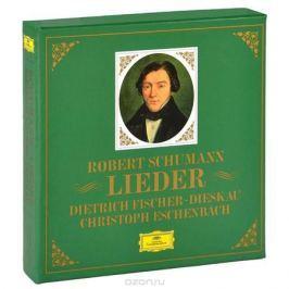 Дитрих Фишер-Дискау,Кристоф Эшенбах Dietrich Fischer-Dieskau. Schumann. Lieder (6 CD)