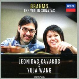 Леонидас Кавакос,Ван Юйцзя Leonidas Kavakos, Yuja Wang. Brahms. The Violin Sonatas
