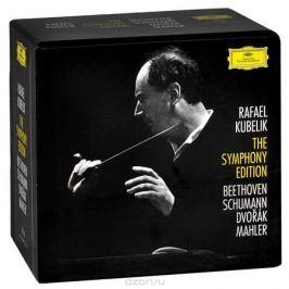 Рафаэль Кубелик,Антонин Дворжак Rafael Kubelik. Beethoven, Schumann, Dvorak, Mahler. The Symphony Edition (23 CD)