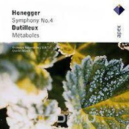 Шарль Мюнш,Orchestre National De L'ORTF Charles Munch. Honegger. Symphony No.4 / Dutilleux. Metaboles