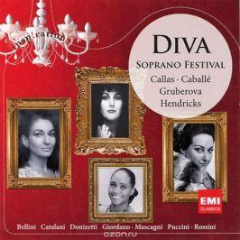 Diva. Soprano Festival