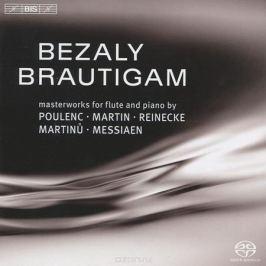 Шэрон Бизали,Роналд Броутайджем Sharon Bezaly. Ronald Brautigam. Masterworks For Flute And Piano II (SACD)