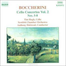Тим Хью,Энтони Холстед,Scottish Chamber Orchestra Boccherini. Cello Concertos. Vol 2. Nos. 5-8