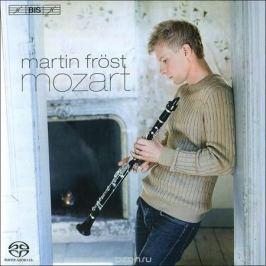 Martin Frost, Kegelstatt Trio. Mozart. Clarinet Concerto (SACD)