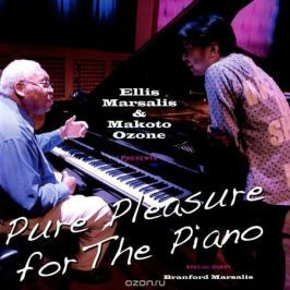 Эллис Марсалис,Макото Озонэ Ellis Marsalis & Makoto Ozone. Pure Pleasure For The Piano
