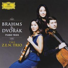 Z.E.N. Trio, The Brahms & Dvorak: Piano Trios