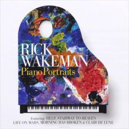 Рик Уэйкман Rick Wakeman. Piano Portraits