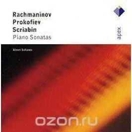 Алексей Султанов Alexei Sultanov. Rachmaninov / Prokofiev / Scriabin. Piano Sonatas