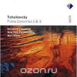 Курт Мазур,Элизабет Леонская,New York Philharmonic Orchestra Elisabeth Leonskaja, Kurt Masur. Tchaikovsky. Piano Concertos Nos.2 & 3