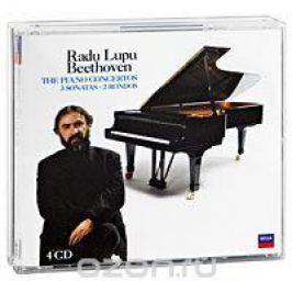 Зубин Мета,Раду Лупу,The Israel Philharmonic Orchestra Radu Lupu. Beethoven. The Concertos / 3 Sonatas / 2 Rondos, etc. (4 CD)