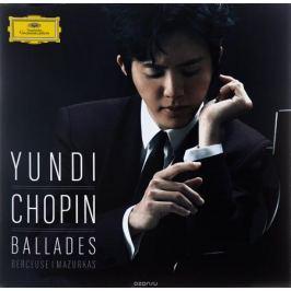 Юнди Ли Yundi. Chopin. Ballades / Berceuse / Mazurkas