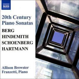 Элисон Бревстер Франзетти Allison Brewster Franzetti. 20th Century Piano Sonatas