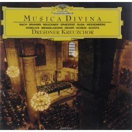 Dresdner Kreuzchor,Roderich Kreile Dresdner Kreuzchor. Musica Divina