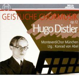 Хуго Дистлер Hugo Distler. Geistliche Chormusik op.12