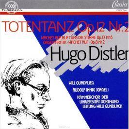 Hugo Distler. Totentanz Op.12 No.2
