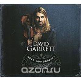 Дэвид Гарретт David Garrett. Rock Symphonies. Deluxe Version (ECD + CD)