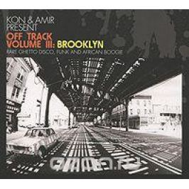 Kon & Amir Present: Off Track Volume III - Brooklyn (2 CD)