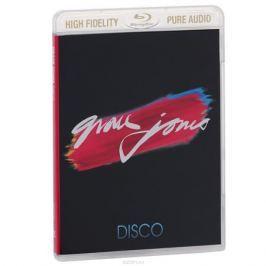 Грейс Джонс Grace Jones. Disco (Blu-ray Audio)