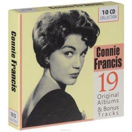 Конни Фрэнсис Connie Francis. 19 Original Albums & Bonus Tracks (10 CD)