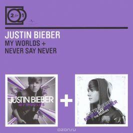 Джастин Бибер Justin Bieber. My Worlds / Never Say Never (2 CD)