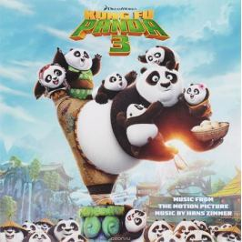 Kung Fu Panda 3. Music From The Motion Picture. Music By Hans Zimmer