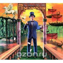 Pendragon. The History: 1984-2000