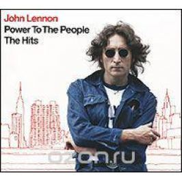 Джон Леннон John Lennon. Power To The People. The Hits (CD + DVD)