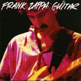 Фрэнк Заппа Frank Zappa. Guitar (2 CD)