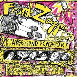 Фрэнк Заппа Frank Zappa. Playground Psychotics (2 CD)