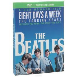 The Beatles: Eight Days A Week: The Touring Years. Special Edition (2 DVD)
