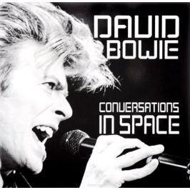 Дэвид Боуи David Bowie. Conversations In Space Классический рок